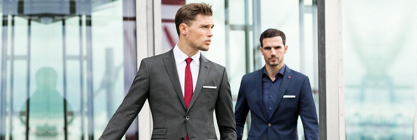 Baukästen Anzüge jetzt in vielen neuen Farben erhältlich