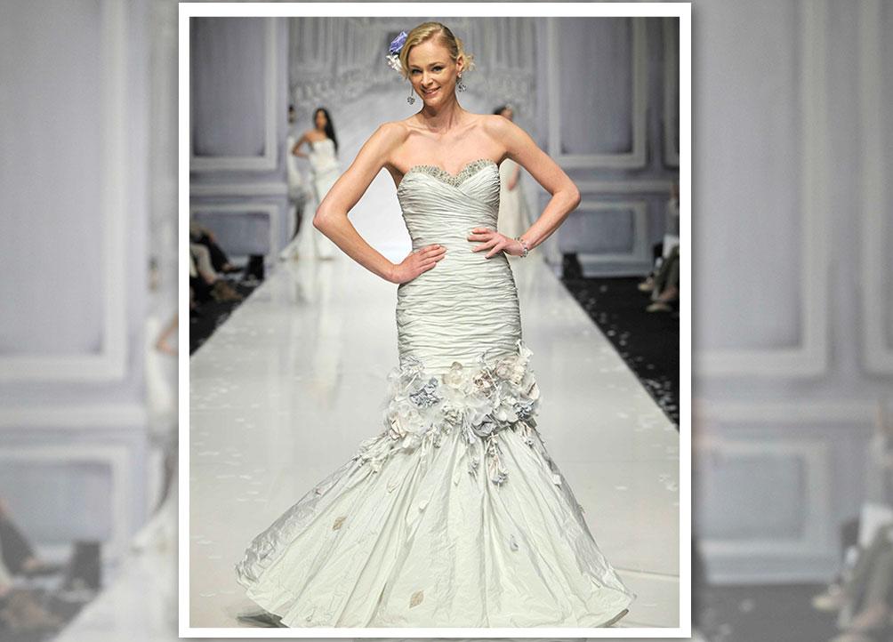 Brautmodetrend 2016: Brautkleider im Meerjungfrauenstil