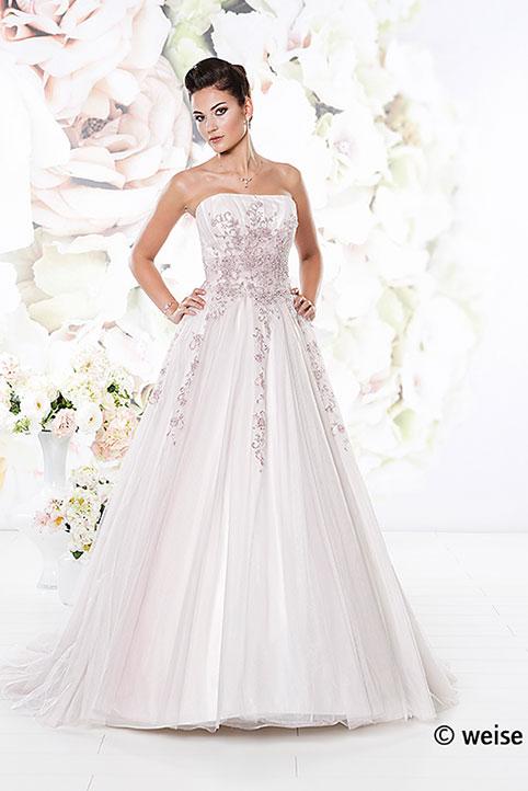 Brautmodetrend 2016: Tüllkleider